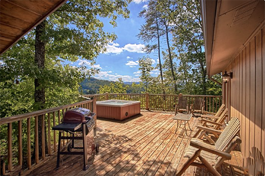 pigeon forge family cabin rentals