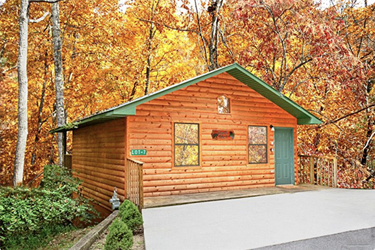big pigeon forge cabins