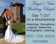 angels view wedding chapel